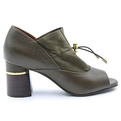 Ankle Boot Feminino Luz Da Lua Selvaggio - 230406