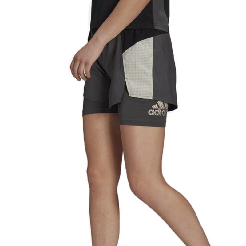 Bermuda Feminina Adidas Multicolorido - 239022