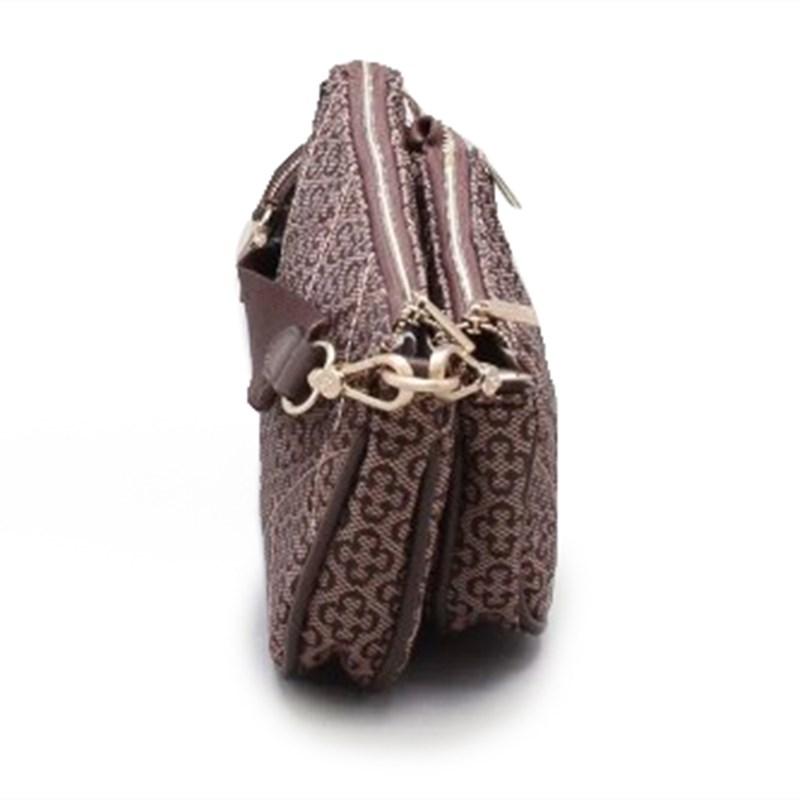 Bolsa Capodarte Bege/Nociolla - 237970