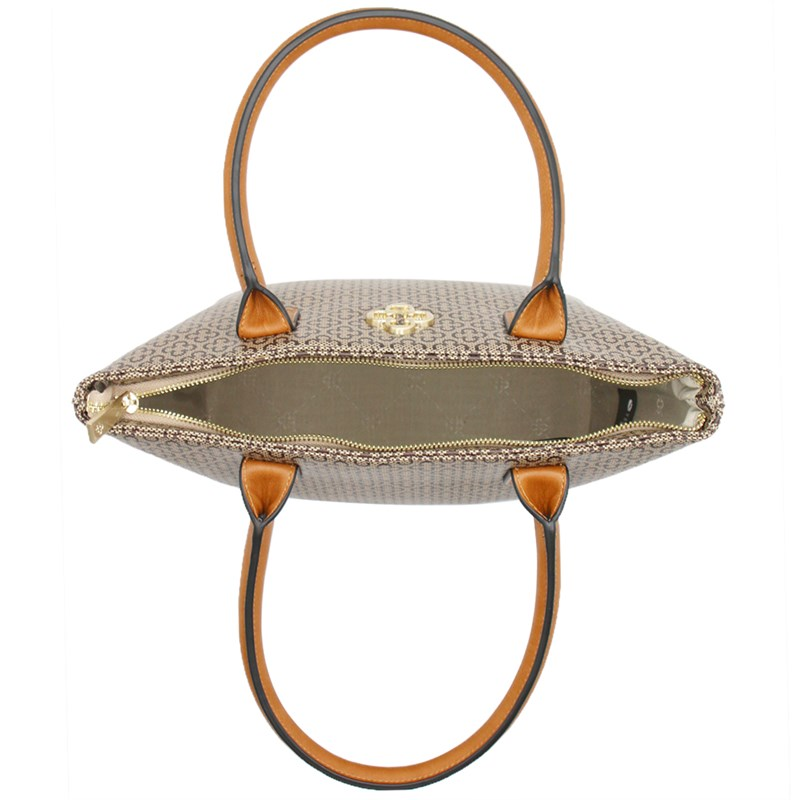 Bolsa Capodarte Feminina Bege/Camel - 239901