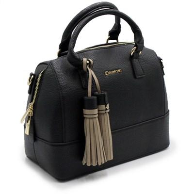 Bolsa Dumond Feminina Preto/Avela - 243483