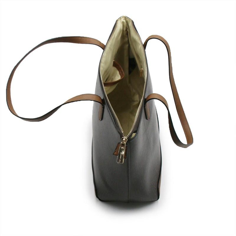 Bolsa Dumond Feminina Preto/Marrom - 243479
