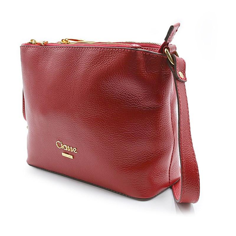 Bolsa Feminina Classe Couro Laca - 231120