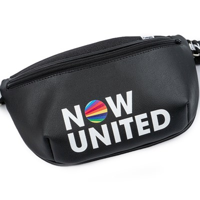 Bolsa Now United Pampili Preto - 235240