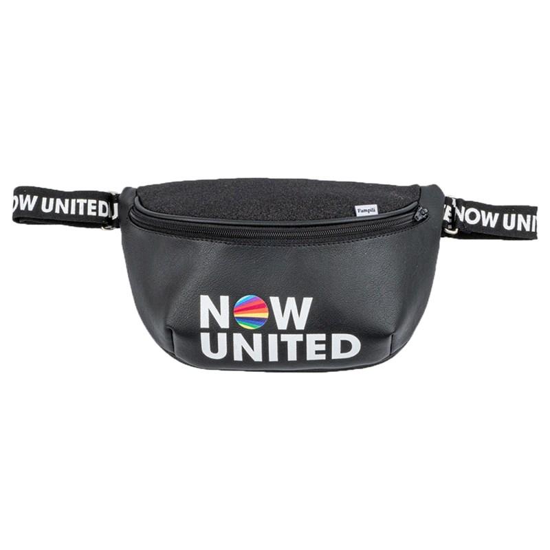 Bolsa Now United Pampili Preto - 235240