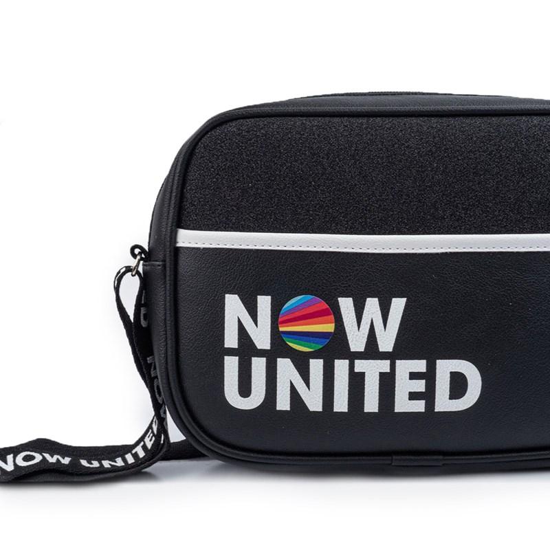 Bolsa Now United Pampili Preto - 235241
