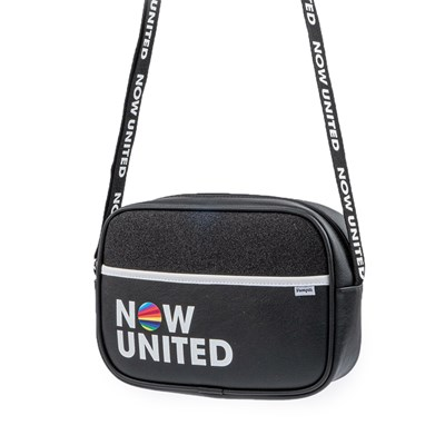 Bolsa Now United Pampili Preto - 235241