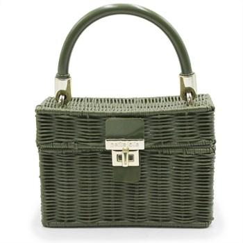 Bolsa Petite Jolie Feminina Verde/Musgo - 242869