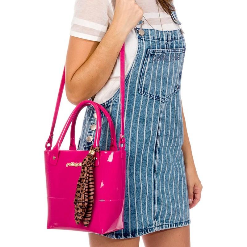 Bolsa Petite Jolie Pink/Natural - 232436