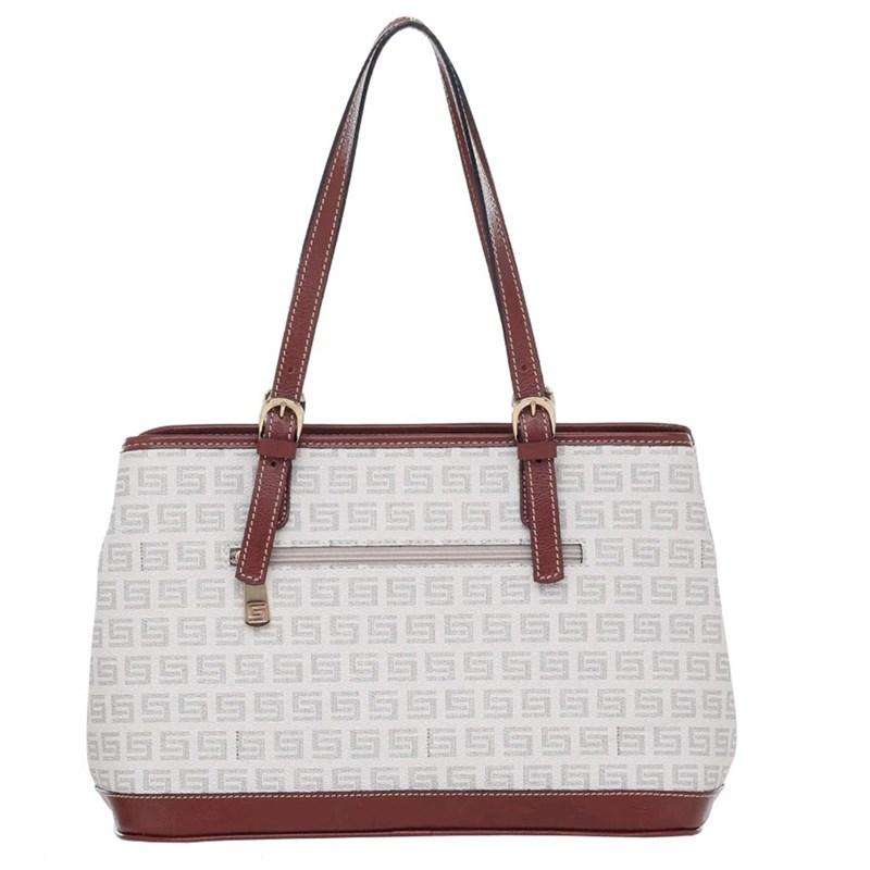 Bolsa Smart Bag Caqui/Wisky - 233882