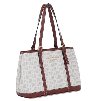 Bolsa Smart Bag Caqui/Wisky - 233882