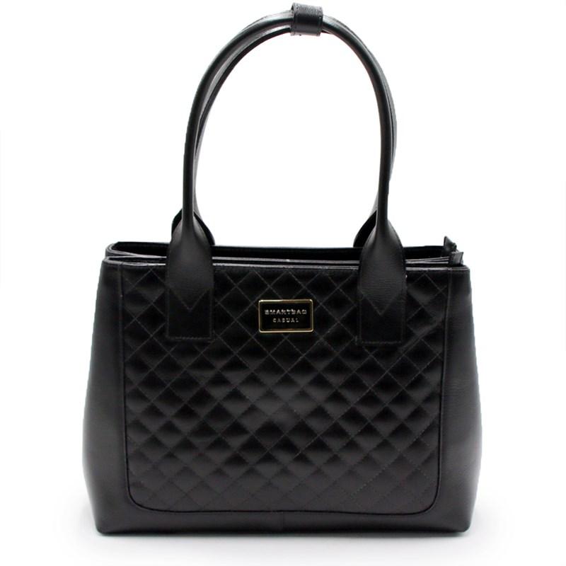Bolsa Smart Bag Feminina Preto - 243200