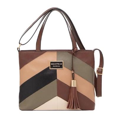 Bolsa Smart Bag Feminina Tabaco - 240143