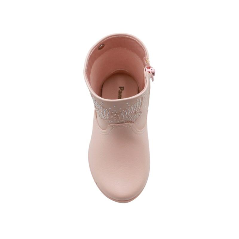 Bota Pampili Infantil Rosa Novo - 240875