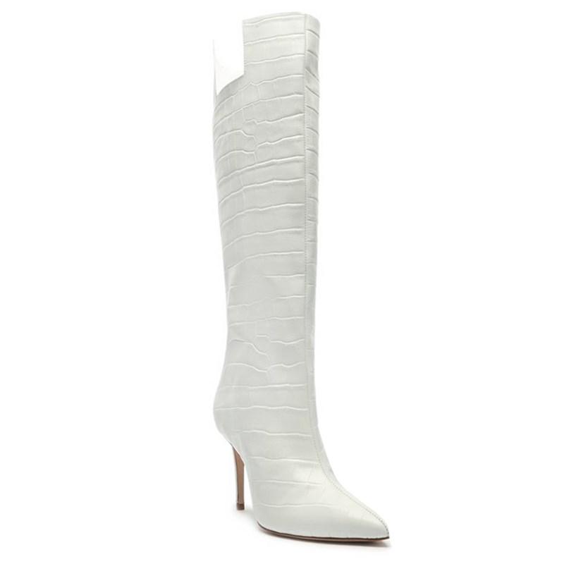Bota Schutz Feminina White - 237073