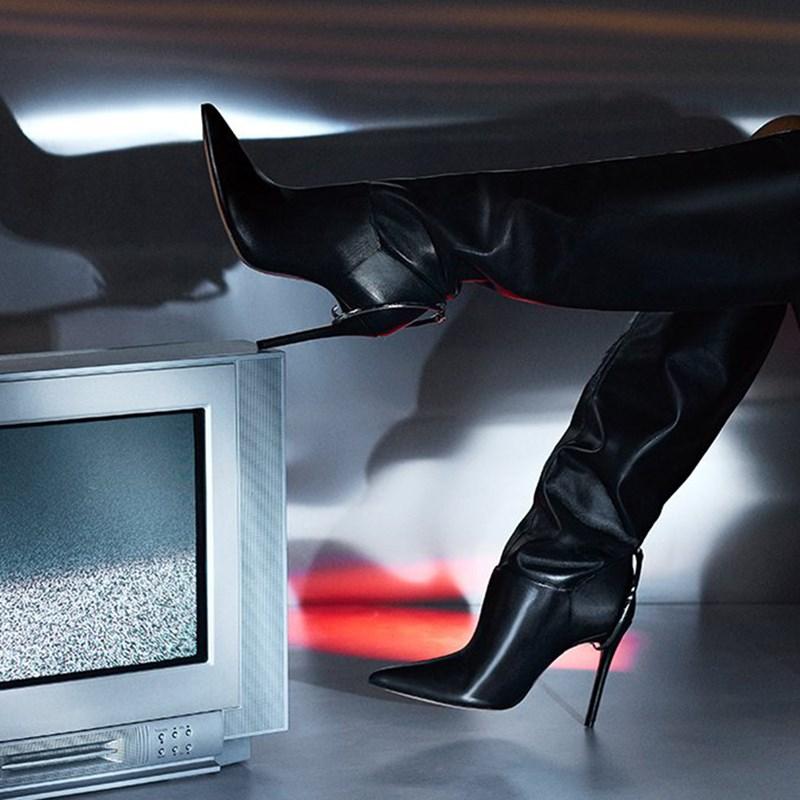 Bota Schutz Feminino Black - 241371