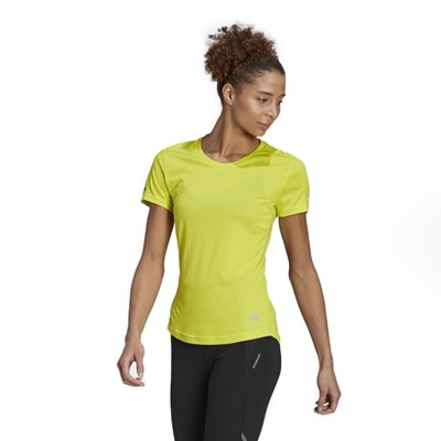 Camiseta Feminina Adidas Run It Multicolorido - 239502