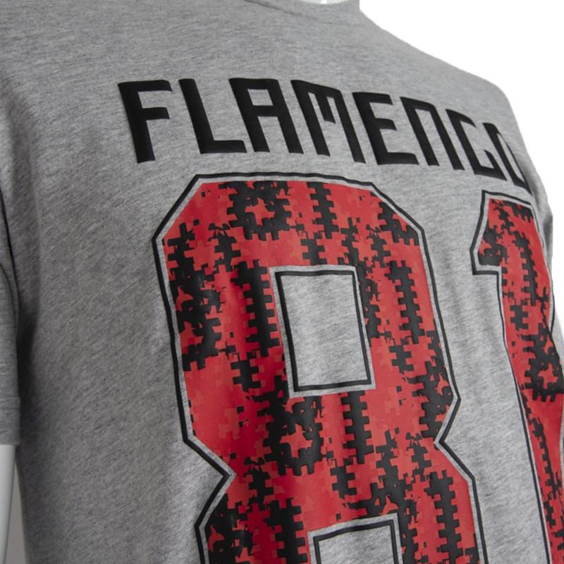 Camiseta Flamengo Adidas Multicolorido - 239495