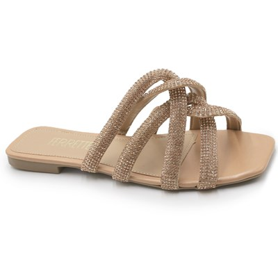 Chinelo Ado Ferrete Antique - 234722