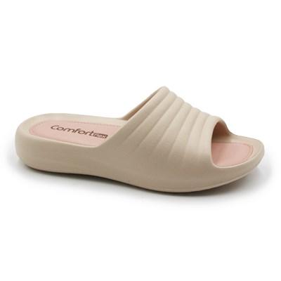 Chinelo Comfortflex Feminino Pele/Blush - 244041
