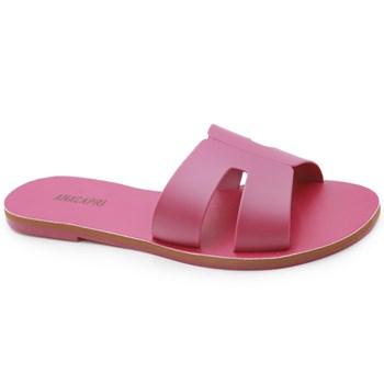 Chinelo Feminino Ana Capri Pink - 239802