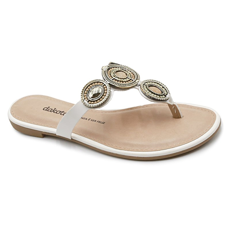 Chinelo Feminino Dakota Snow - 220998