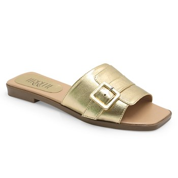 Chinelo Glr Ferrete Ouro Light - 235473