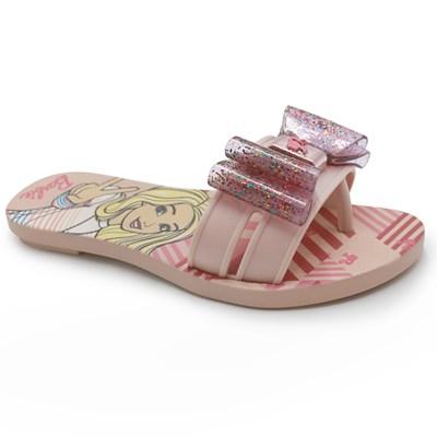 Chinelo Infantil Grendene Barbie 24548 - 235756