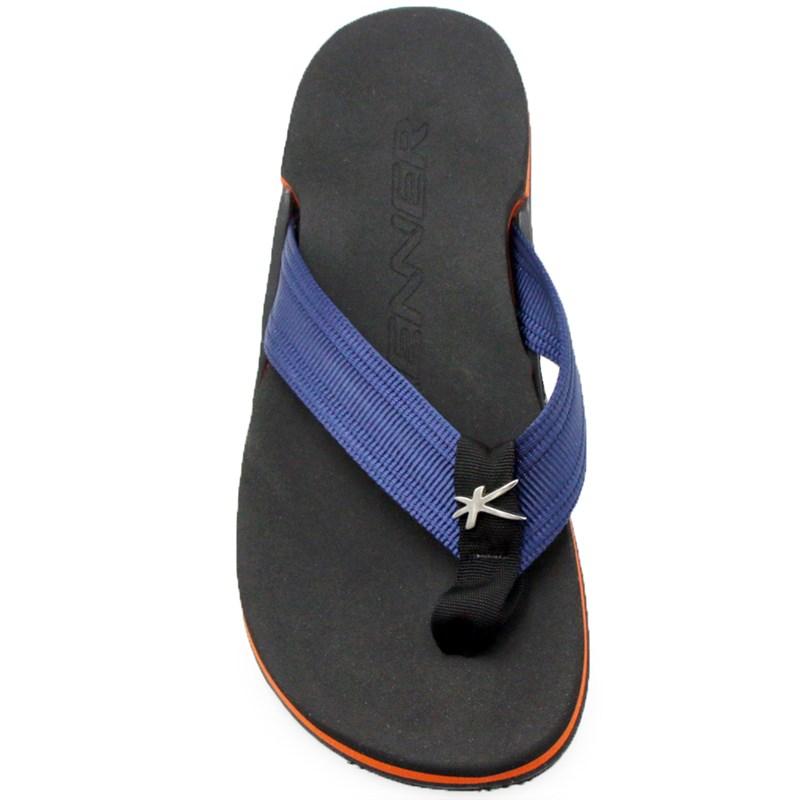 Chinelo Kenner Azul/Preto - 237586