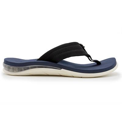 Chinelo Kenner Preto/Azul Marinho/Branco - 237584