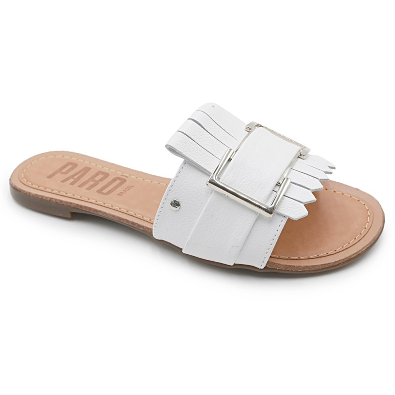 Chinelo Paro Branco - 233550