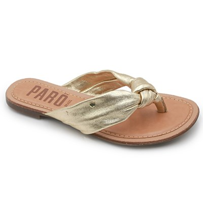 Chinelo Paro Ouro Light - 233544