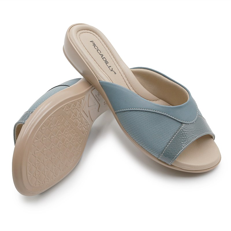 Chinelo Piccadilly Azul Vintage - 233463