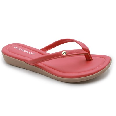 Chinelo Piccadilly Coral - 233459