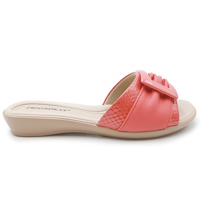 Chinelo Piccadilly Coral - 233462