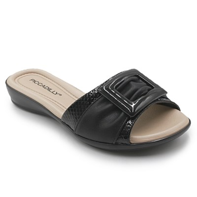 Chinelo Piccadilly Preto - 233462