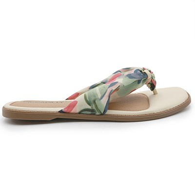 Chinelo Piccadilly Vanila/Aquarela - 233469