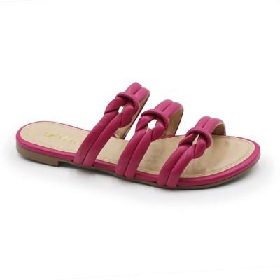 Chinelo Via Uno Feminino Pink - 243789