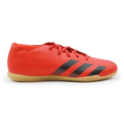 Chuteira Adidas Predator Vermelho/Preto - 245617