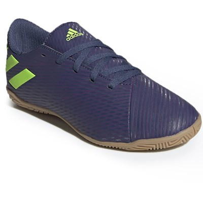 Chuteira Indoor Adidas Messi Multicolorido - 227436