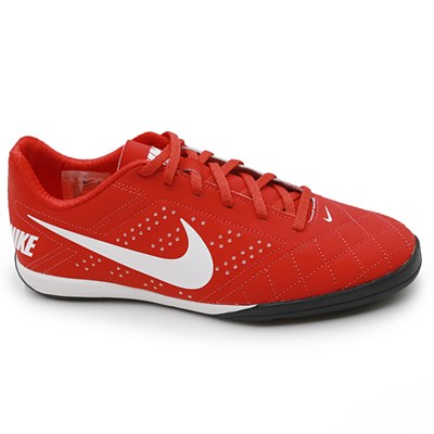 Chuteira Nike Adulto Beco 2 Vermelho/Branco - 245135