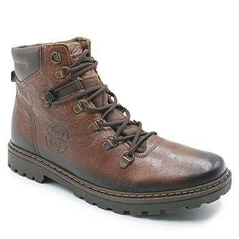 Coturno Masculino Pegada Brown - 220756