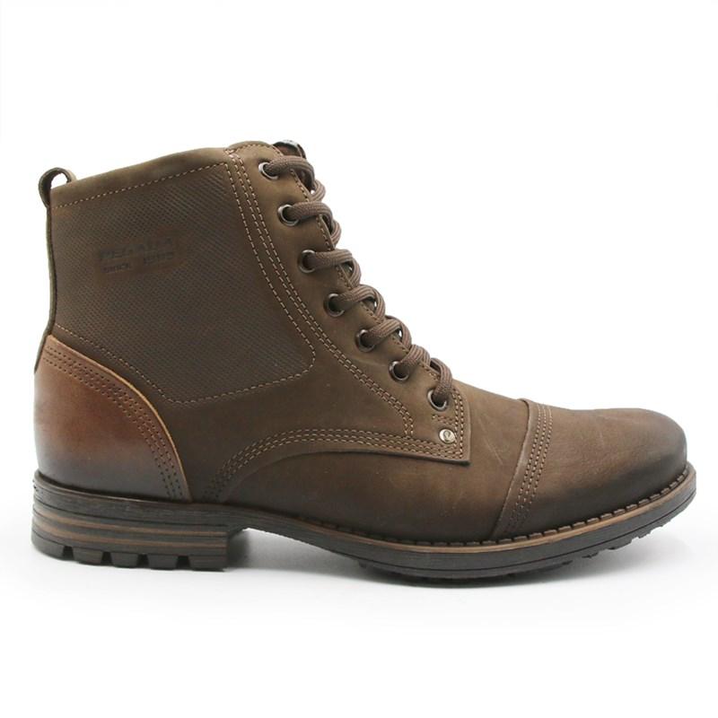 Coturno Pegada Masculino Chocolate/Brown - 243555