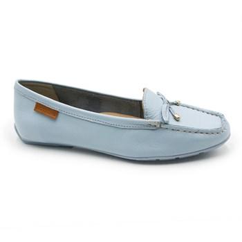 Mocassim Bottero Feminino Azul Pastel - 245444