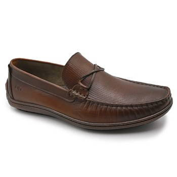 Mocassim Democrata Tan - 233396