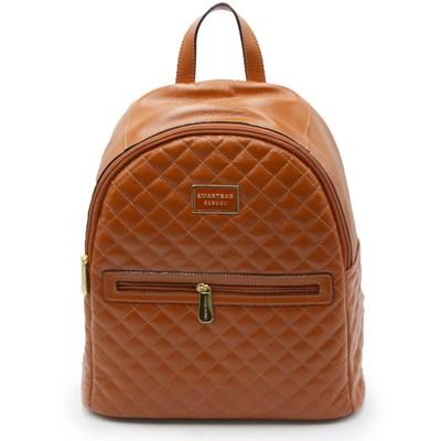 Mochila Smart Bag Feminina Whisky - 243199