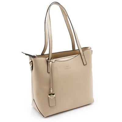 Mochila Smart Bag Feminina Conhaque - 238779 - Anita Shoes