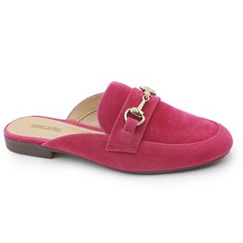 Mule Ana Capri Feminino Rouge - 239805