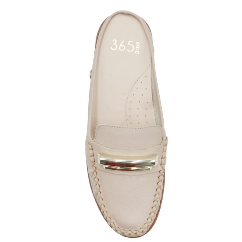 Mule Paro Feminino Off White - 239965