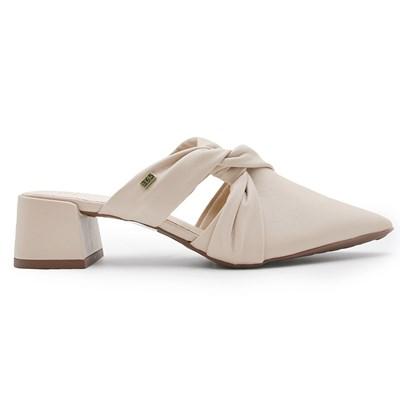 Mule Paro Feminino Off White - 239968